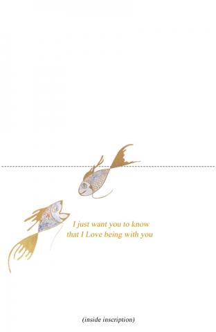 Fish - Inscription 2